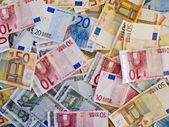 Euros, 5,10,20,50 — Stock Photo