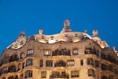 Barcelona, La pedreda de Antonio Gaudi — Stock Photo