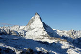 Splendid Matterhorn in Switzerland — Stock fotografie