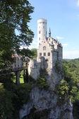 Castle of Liechtenstein — Stock Photo