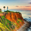 Stock Photo: Point Vicente Lighthouse