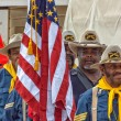 Stock Photo: Buffalo Soldiers