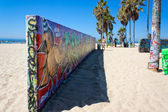 Venice Public Art Walls — Stock Photo