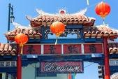 Chinatown Los Angeles — Stock Photo
