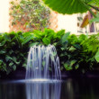 Royalty-Free Stock Photo: Tranquil Fountain