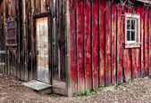 Old Western Town — Stock Photo
