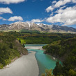 Stock Photo: New Zealand