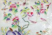 Asian paintings — Stock Photo
