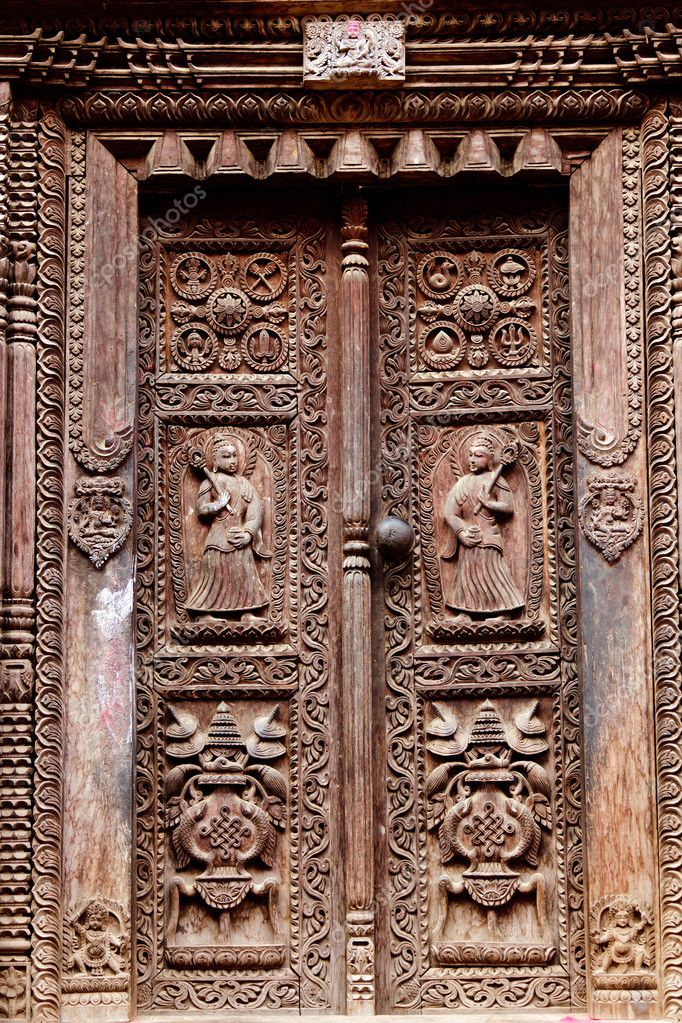 1000 images about nepal temple on pinterest nepal for Wood carving doors hd images