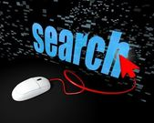 Search the web — Stock Photo