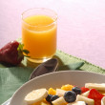 Morning food — Stock Photo