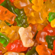 Gummy bears — Stock fotografie