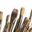 Paint brushes — Stockfoto
