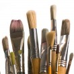 Paint Brushes — Stock Photo #12001611