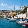 Stock Photo: Symi Island