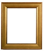 Blank frame — Stock Photo