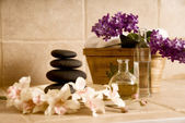Spa products — Fotografia Stock