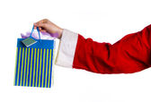 Xmas bag — Stock Photo