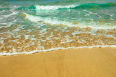 Beach zeit — Stockfoto