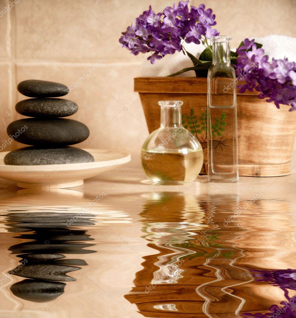 Productos para spa foto de stock yanc 12000520 - Articulos para spa ...