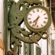 Street clock — Stock Photo #12296059