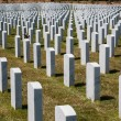 Veterans Memorial National Cemetary - Stock Photo