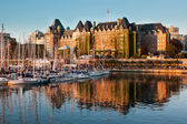 Victoria, British Columbia, Canada — Stock Photo