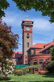 Union Railroad Station Portland — Stock Photo