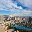 Las Vegas Aerial View - Stock Photo