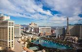 Las Vegas Aerial View — Stock Photo