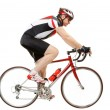 Road cycler — Stock Photo