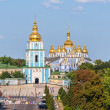 St. Michael's Golden-Domed Monastery. Kiev, Ukraine — Stock Photo #12048853