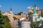 Andriyivskyy Descent. Kiev, Ukraine — Stock Photo