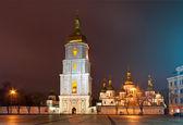 софийский собор в киеве, украина — Стоковое фото