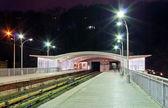 Dnieper metro station — Stock Photo