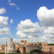 Panorama of Rome - Stock Photo