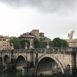 Stock Photo: Ponte Sant Angelo