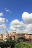 Panorama of Rome — Stock Photo