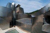 Guggenheim Museum Bilbao — Stock Photo