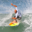 Surfer riding a wave — Stock Photo #12051298