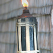 Stock Photo: Tiki Torch