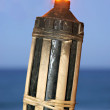 Tiki Torch — Stock Photo