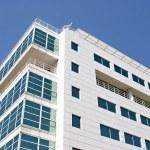 Glassy office building — Stock Photo #12052415