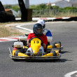 Kart Racing — Stock Photo