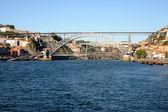 Porto d. luis puente — Foto de Stock