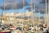 Miasto marina — Zdjęcie stockowe