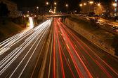 Meşgul karayolu — Stok fotoğraf