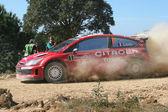 Rallye-auto der welt — Stockfoto