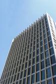 Vysoká kancelářská budova — Stock fotografie