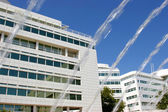 Office building complex — Stock Photo